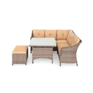 SAN PAOLO Set mobilier, coltar 4 piese